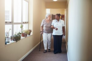 Depth Perception and Elders: How to Move Around Without Injury
